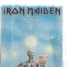 Cassette antiche: CASETE IRON MAIDEN - SEVENTH SON OF A SEVENTH SON . Lote 112929715