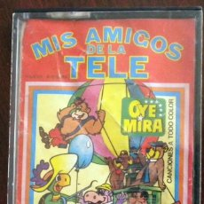 Casetes antiguos: OYE MIRA Nº 4 - MIS AMIGOS DE LA TELE (BELTER - BRUGUERA). Lote 113207107