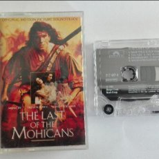 Casetes antiguos: EL ULTIMO MOHICANO CASSETTE CASETE. Lote 114075499