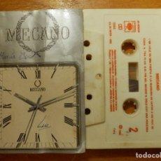 Casetes antiguos: CINTA DE CASSETTE - CASETE - MECANO - CBS - 1982. Lote 114253324