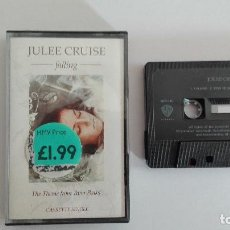 Casetes antiguos: JULEE CRUISE FALLING TWIN PEAKS SINGLE CASSETTE CASETE. Lote 114566863