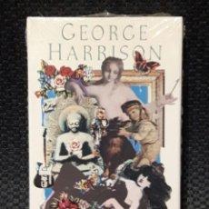 Casetes antiguos: GEORGE HARRISON - BEATLES - THIS IS LOVE - CASSETTE - SINGLE- USA - RARA- INMACULADA. Lote 115231771
