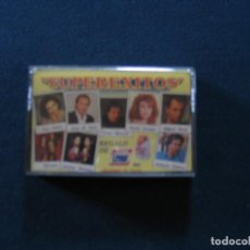 Casetes antiguos: SUPER EXITOS. Lote 115400919