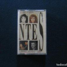 Casetes antiguos: NTES. Lote 115401547