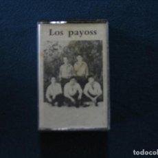 Casetes antiguos: LOS PAYOS. Lote 115402275