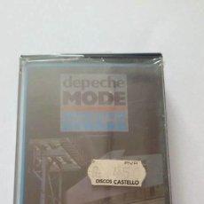 Casetes antiguos: DEPECHE MODE_SOME GREAT REWARD_CASSETTE EDICION ESPAÑOLA SANNI RECORDS MUTE 1986 PRECINTADA!!!. Lote 115455911