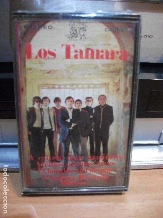 LOS TAMARA A SANTIAGO VOY CASSETTE SPAIN 1977 PDELUXE (Música - Casetes)