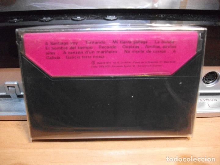 Casetes antiguos: LOS TAMARA A SANTIAGO VOY CASSETTE SPAIN 1977 PDELUXE - Foto 2 - 115923527