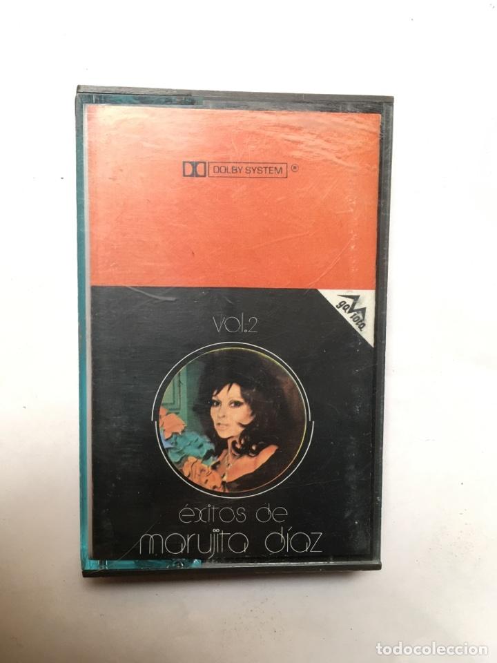 CINTA CASSETTE ÉXITOS DE MARUJITA DÍAZ VOL.2 (Música - Casetes)