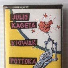 Casetes antiguos: JULIO KAGETA. KIOWAK POTTOKA SS-77. Lote 116939187