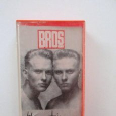 Casetes antiguos: BROS, THE TIME, CASETE. Lote 116979807