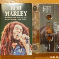 Casetes antiguos: CINTA DE CASSETTE - CASETE - BOB MARLEY -1997. Lote 261102275