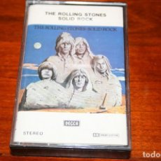 Casetes antiguos: THE ROLLING STONES. SOLID ROCK.. Lote 117247787