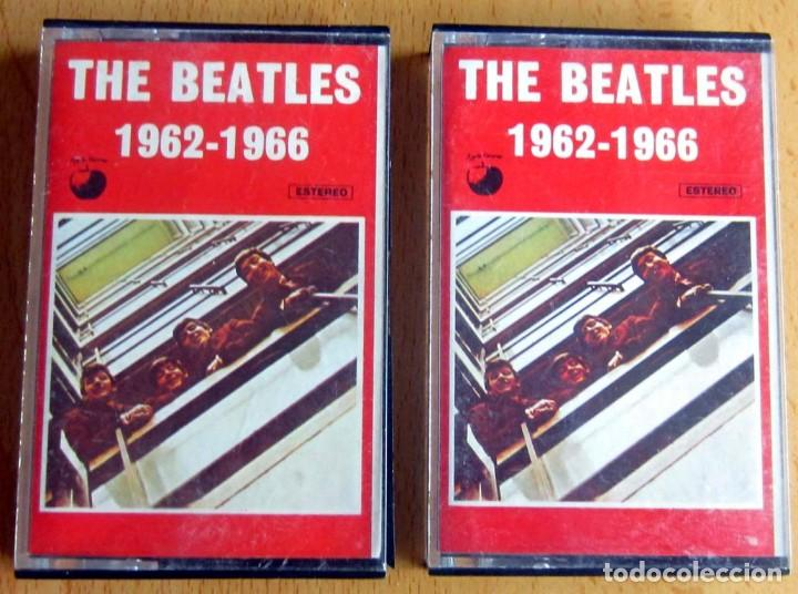 THE BEATLES VOLUMEN 1 -- 1962-1967 (Música - Casetes)