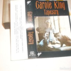 Casetes antiguos: CASETE, CASSETTE, CINTA CAROLE KING TAPESTRY EPIC 1982 SPAIN. Lote 117980295