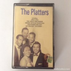 Casetes antiguos: CASETE THE PLATTERS. Lote 118180230