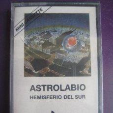 Casetes antiguos: ASTROLABIO CASETE PICAP 1986 HEMISFERIO DEL SUR - TECNO POP - SYNTH - ELECTRONICA . Lote 118616439