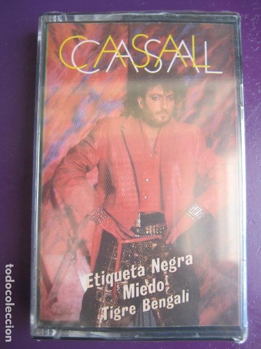 CASAL CASETE RARA DEL ETIQUETA NEGRA - TECNO POP - SYNTH - GLAM POP (Música - Casetes)