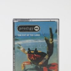 Casetes antiguos: CINTA DE CASETE / CASSETTE - THE PRODIGY / THE FAT OF THE LAND - EVERLASTING RECORDS - AÑO 1992. Lote 119105611