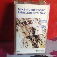 Casetes antiguos: MIKE RUTHEFORD - SMALLCREEP'S (GENESIS) / ALBUM CASSETTE 1980 SPANISH CHARISMA. NM-NM. Lote 119138031