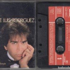 Casetes antiguos: JOSÉ LUIS RODRÍGUEZ EL PUMA CASSETTE SEÑOR CORAZÓN 1987 . Lote 119143587