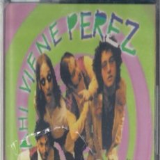 Casetes antiguos: BERZAS - AHÍ VIENE PEREZ - CASETE - RULÉ RECORDS 1995 - EDICIÓN ESPAÑOLA. PRECINTADA.. Lote 228788410