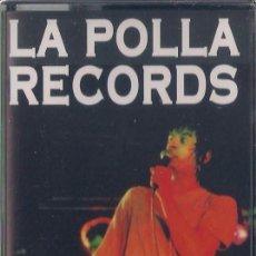 Casetes antiguos: LA POLLA RECORDS VOL IV - CASETE - OIHUKA VERSIONES ORIGINALES 1992 - EDICIÓN ESPAÑOLA. PRECINTADA.. Lote 120262511