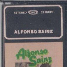 Casetes antiguos: ALFONSO SAIZ. ALFONSO SAIZ. - CASETE - MOVIEPLAY 1981 - PRECINTADA EDICIÓN ESPAÑOLAA. Lote 120303183