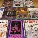 Casetes antiguos: LA TRINCA !! CONJUNTO DE 10 CASETES DE BUENA CALIDAD / VER FOTOS.. Lote 120442287