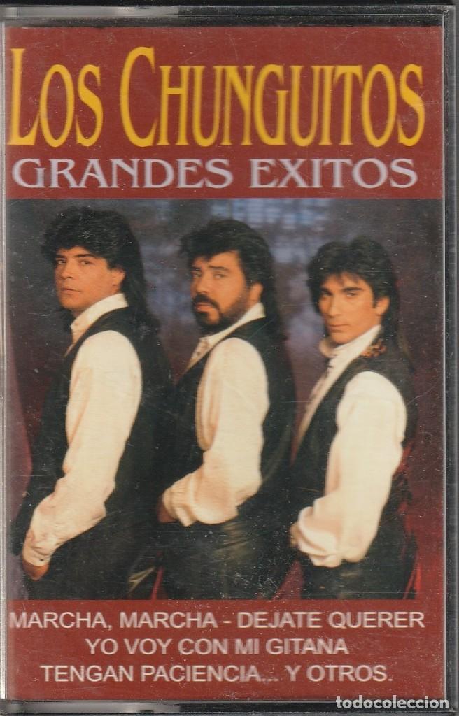 LOS CHUNGUITOS - GRANDES EXITOS (CASSETTE HORUS 2000) (Música - Casetes)