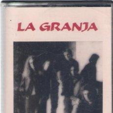 Casetes antiguos: LA GRANJA - DELCIOSAMENTE AMARGO - CASETE - TRES CIPRESES/DRO 1991. Lote 120702019