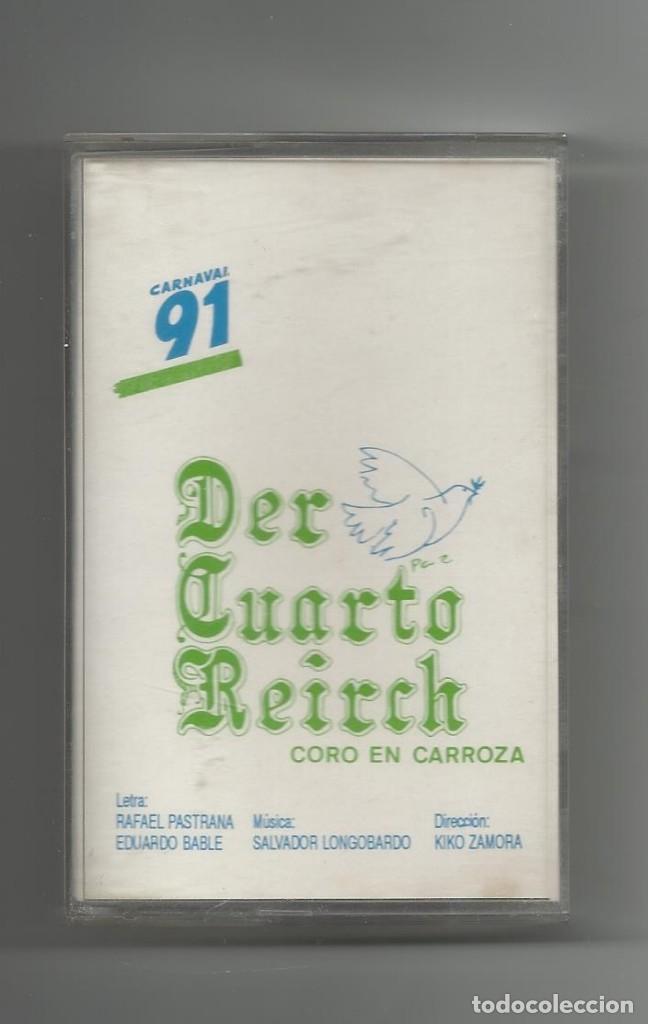 carnaval de cádiz, coro - der cuarto reich - Comprar Casetes ...