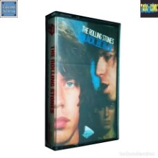 Casetes antiguos: BLACK AND BLUE (1976) THE ROLLING STONES / CINTA CASETE CASSETTE / CBS ESPAÑA 1987 (DOLBY SYSTEM). Lote 121340199