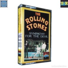 Casetes antiguos: SYMPATHY FOR THE DEVIL / THE ROLLING STONES / CINTA CASETE CASSETTE / ON STAGE 1992 (DOLBY SYSTEM). Lote 121430667