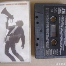Cassettes Anciennes: BRYAN ADAMS - WAKING UP THE NEIGHBOURS - CASETE - 1991 - A&M. Lote 121593367