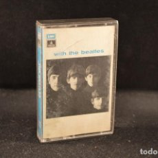 Casetes antiguos: THE BEATLES - WITH THE BEATLES - CASETE. Lote 124507151
