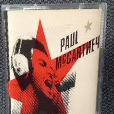 Casetes antiguos: PAUL MCCARTNEY - BEATLES - CHOBA B CCCP THE RUSSIAN ALBUM - CASSETTE - FRANCIA - EXCELENTE. Lote 125046995