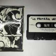 Casetes antiguos: MAQUETA POEME. NOVIEMBRE 1992. KROMA ESTUDIOS. 5 TEMAS. Lote 126088851