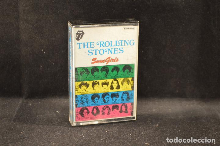 THE ROLLING STONES - SOMEGIRLS - CASETE (Música - Casetes)