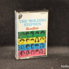 Casetes antiguos: THE ROLLING STONES - SOMEGIRLS - CASETE. Lote 126296651
