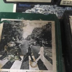 Casetes antiguos: CINTA DE 8 PISTAS BEATLES ABBEY ROAD. UNICO. Lote 126745099