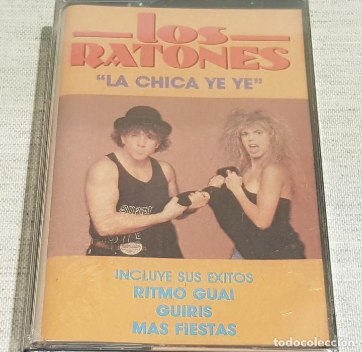 Los Ratones La Chica Ye Ye Mc Fonomusic 1989 Precintado