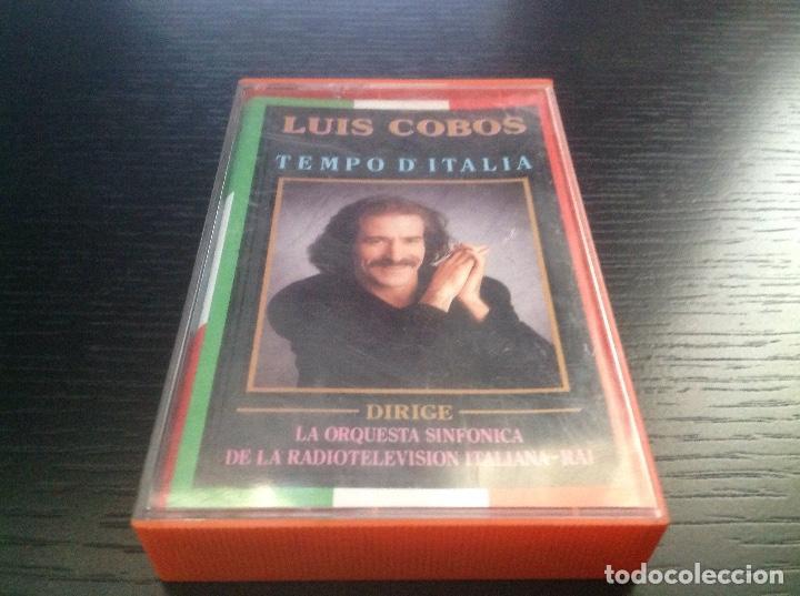 LUIS COBOS (Música - Casetes)