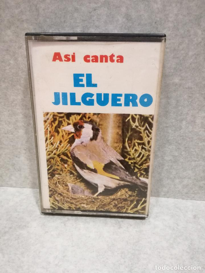 CINTA - CASSETTE - CASET - ASI CANTA EL JILGUERO - APHRODITA 1980 (Música - Casetes)