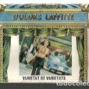 Casetes antiguos: CASETE DOLORS LAFFITTE : VARIETAT DE VARIETATS . Lote 130199175