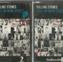 Casetes antiguos: ROLLING STONES : EXILE ON MAIN STREET ( 2 CASETES ). Lote 130226170