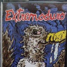 Casetes antiguos: EXTREMODURO – EN DIRECTO: MAQUETAS' 90 (ED.: ESPAÑA, 1996). Lote 130270838