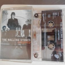 Casetes antiguos: THE ROLLING STONES-CASETE STRIPPED. Lote 130343446