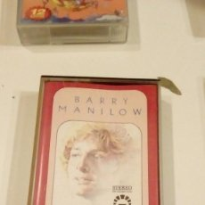 Casetes antiguos: G-708 CASETE BARRY MANILOW IF I SHOULD LOVE AGAIN . Lote 131132624