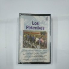 Casetes antiguos: LOS PEKENIKES. CASETE. NUEVO. TDKV11. Lote 132095606